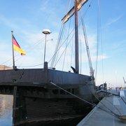 Alter Hafen, Wismar, Mecklenburg-Vorpommern