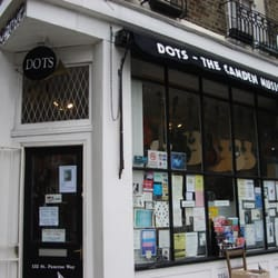 Dots-The Camden Music Shop, London, UK