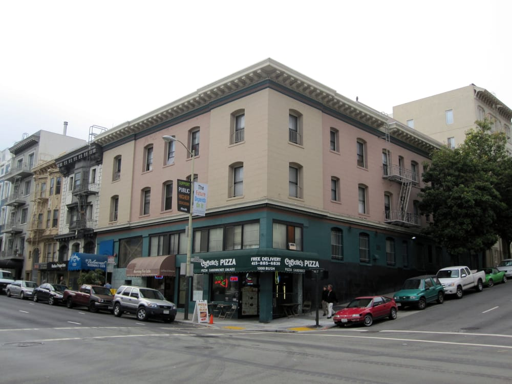 Balmoral residence club hotels nob hill san for Nob hill motor inn san francisco ca 94109