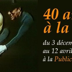 Musée de la Publicité - Paris, France. exposition en cours