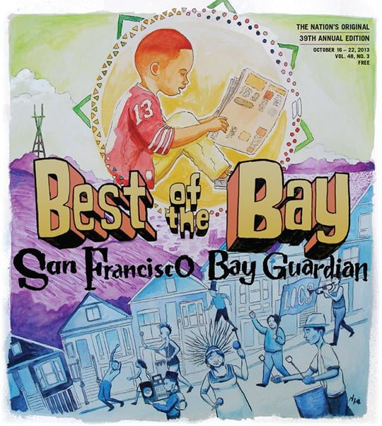 Bay: Best Mens Clothing Store 2013. - San Francisco, CA, United States