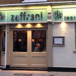 Zaffrani restaurant indien islington londres london royaume uni avi - Bon restaurant indien londres ...