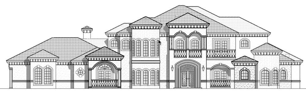 Houston custom house plans house design plans for Custom home plans houston