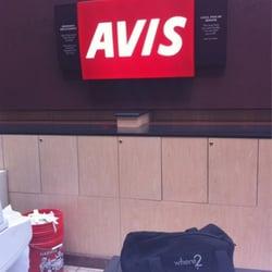 Avis Car Rental Newport Center Mall