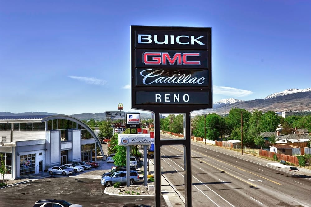 reno buick gmc cadillac car dealers reno nv yelp. Cars Review. Best American Auto & Cars Review