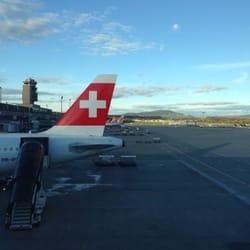 Zürich Flughafen. Beautiful on a day…