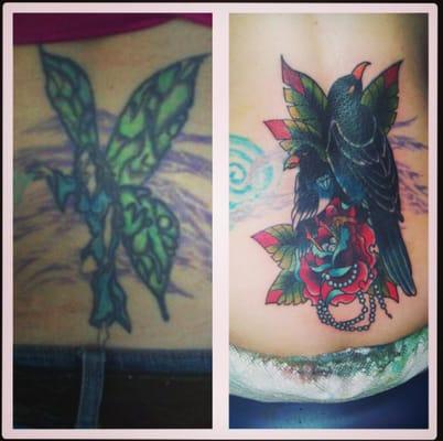 Lady luck tattoo tattoo phoenix az yelp for Lady luck tattoo phoenix
