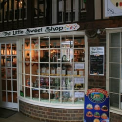 The Little Sweet Shop, Midhurst, West Sussex