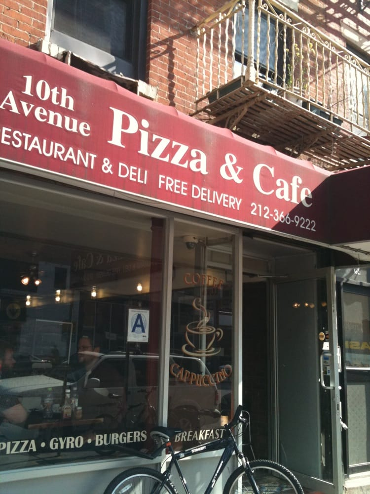 Route  Cafe  Th Ave New York Ny