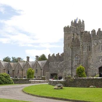 Kilkea Castle Hotel Hotels Kildare Republic Of