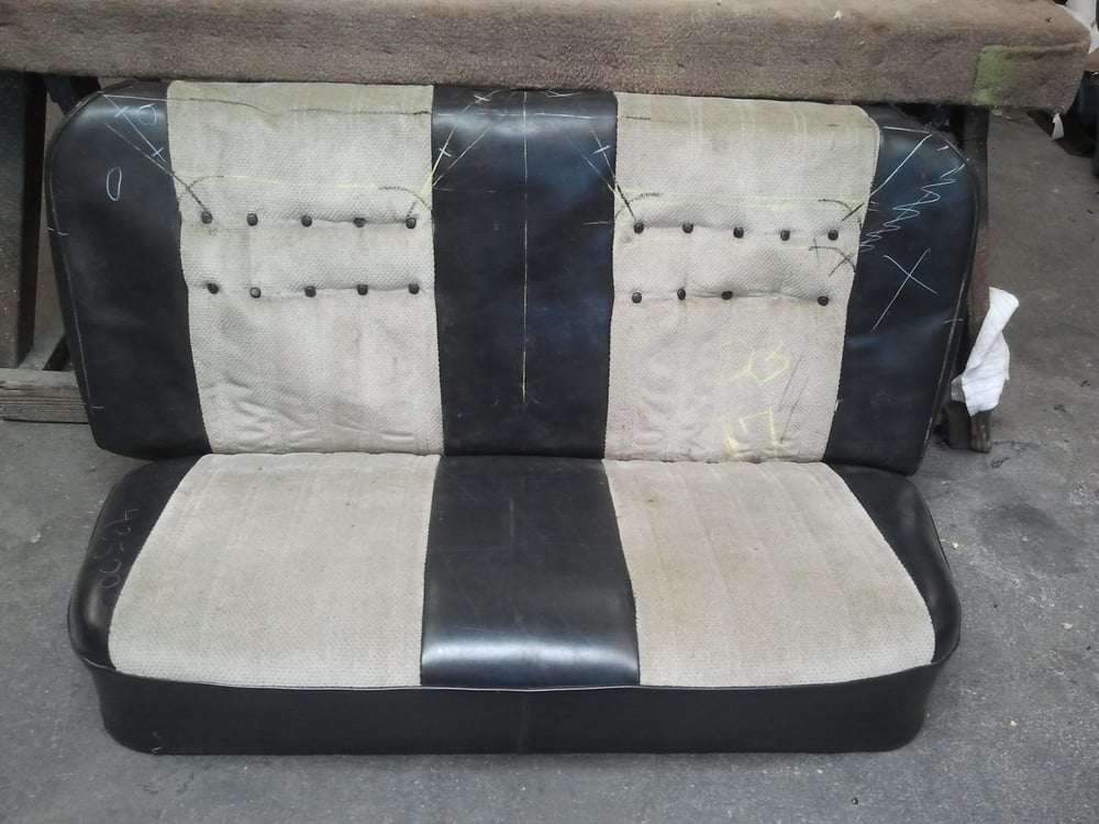 Custom Bench Seats For Chevy Truck 1940 Chevy Truck Bench