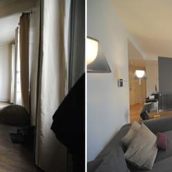 cr ateurs d 39 int rieur paris france d coration et ameublement du s jour par un d corateur d. Black Bedroom Furniture Sets. Home Design Ideas