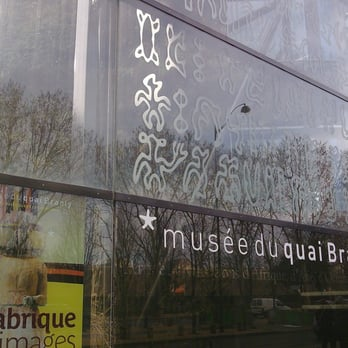 Musée du Quai Branly - Paris, France