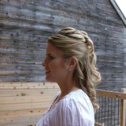Marie Davi - Wedding hair & make up #1 - Monterey, CA, United States
