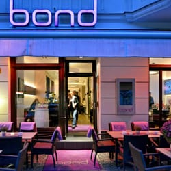 Bond Restaurant Charlottenburg