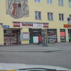 pizza hollywood, St. Pölten, Niederösterreich, Austria