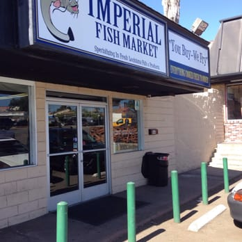 Imperial fish market 30 photos seafood restaurants for Fish market restaurant san diego