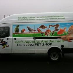 Arts Aquatic And Animals, Liverpool, Merseyside