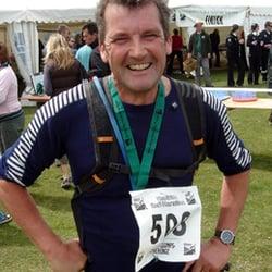 Neolithic Marathon & Sarcen Trail: Finish, Salisbury, Wiltshire