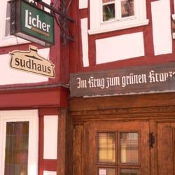 Gaststätte Sudhaus, Marburg, Hessen, Germany
