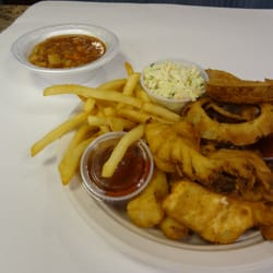 Ted 39 s fish fry latham ny verenigde staten fish chip for Ted s fish fry menu