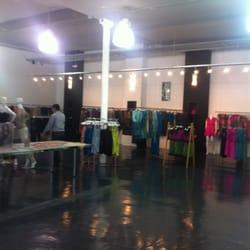 Clothes stores Vertigo clothing store