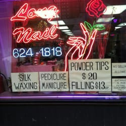 Long Nail Salon Lin - Brooklyn, NY, United States by Tracy D.