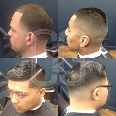 Barber Shop Near Me Open : Cut To Contrast Barbershop - Barbers - San Francisco, CA - Yelp
