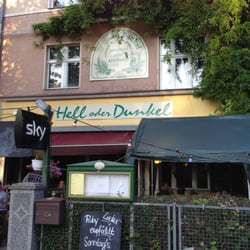 Hell oder Dunkel, Berlin, Germany