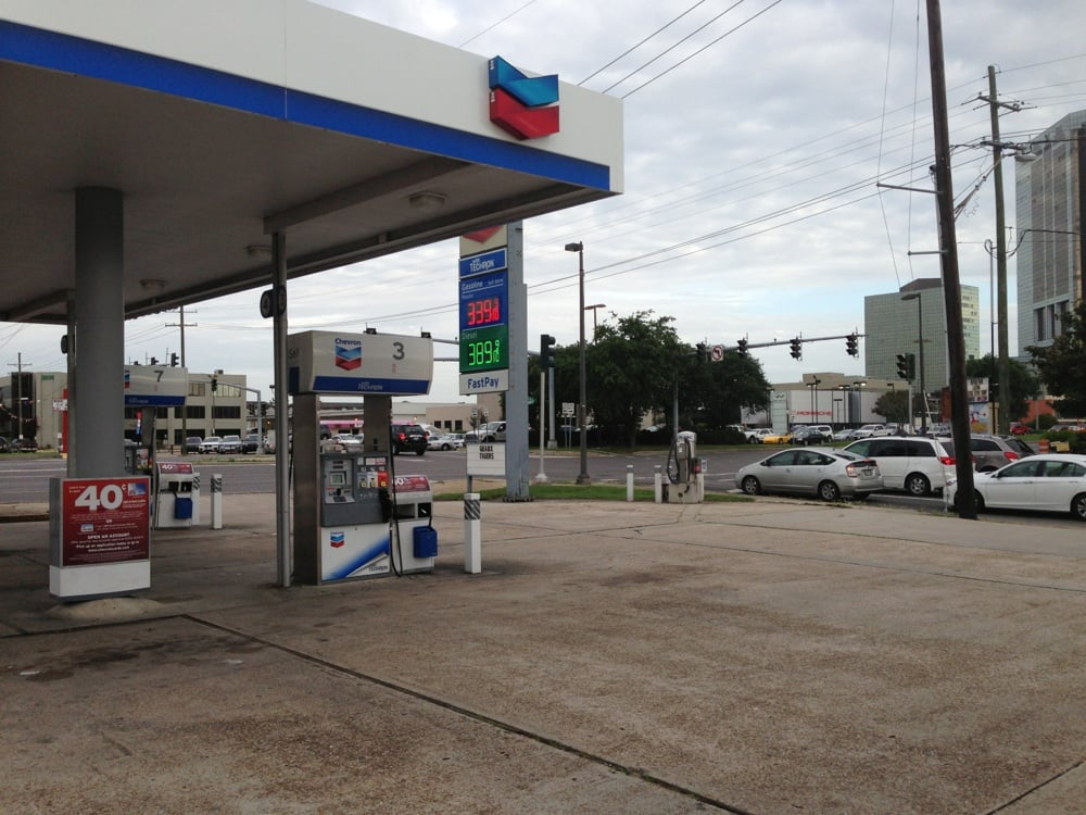Find Gas Station Near Me >> TJM's convenience store & Chevron Gas station. Last stop before causeway(north bound). On the ...