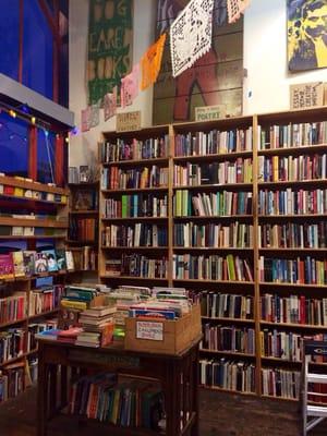 Dog Eared Books San Fran