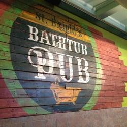St Brigids Bathtub Pub - Detroit, MI, Vereinigte Staaten