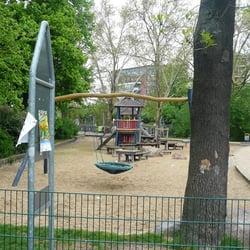 Spielplatz Weichselplatz, Berlin, Germany