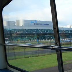 George Best Airport, Belfast City Tour,…