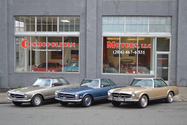 Cosmopolitan Motors Llc Car Dealers Seattle Wa Yelp