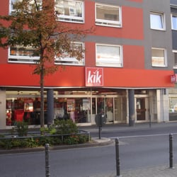 KiK Filiale, Cologne, Nordrhein-Westfalen, Germany