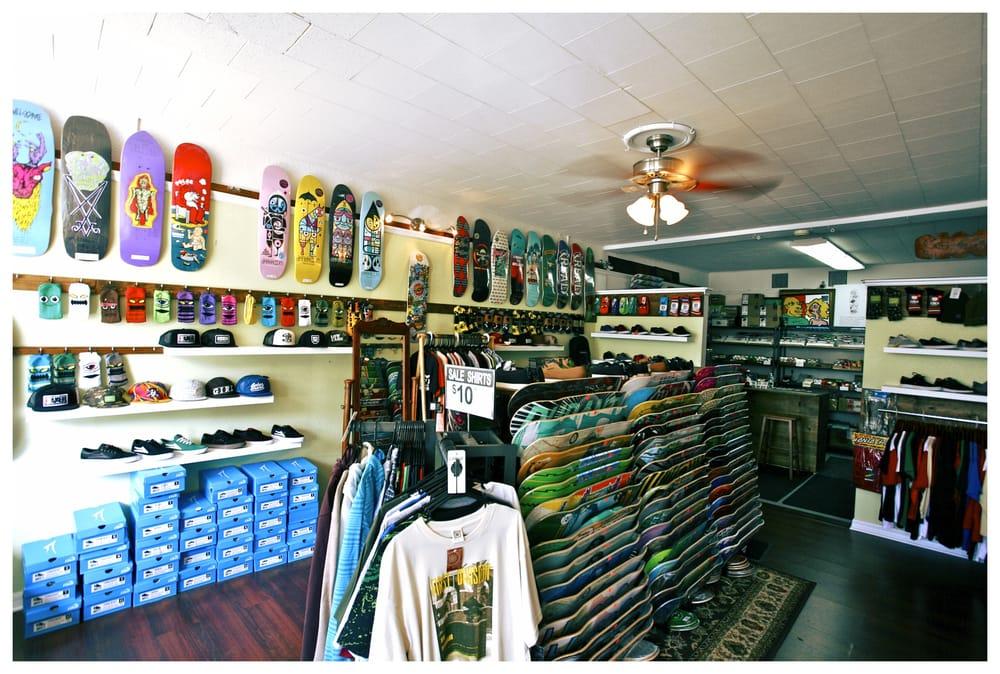 Skateboard Shop Miami South Beach