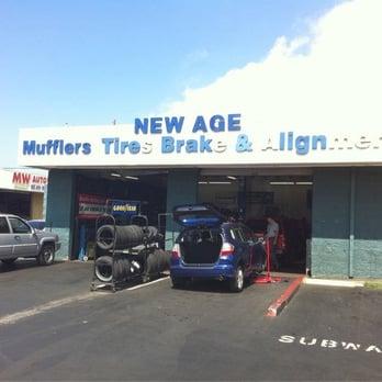 New Age Auto Repair Tire Center 12 Photos Motor