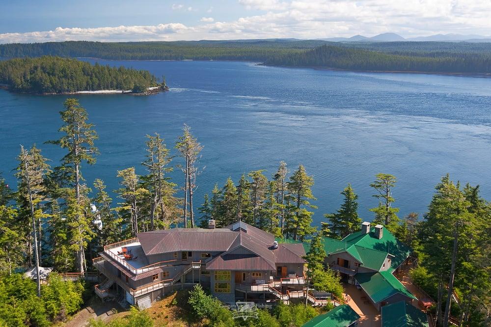 Langara island lodge a luxury fishing resort in haida for Canada fishing lodges