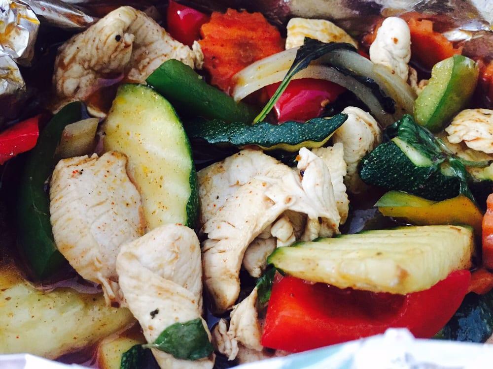 Healthy Food Gaslamp San Diego