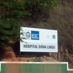 O nome do Hospital é em homenagem a mãe…