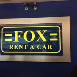Fox Rent A Car Oakland Ca