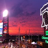 Citizens Bank Park - Philadelphia, PA, États-Unis. A better one, same night