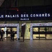 Le Palais des Congrès - Paris, France