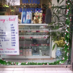 Tiffany hair nail salon closed nail salons chinatown for 24 hour nail salon brooklyn