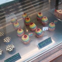 Cupcakes du jour de la Gay Pride (29…