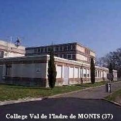 Collège du Val de l'Indre, Monts, Indre-et-Loire
