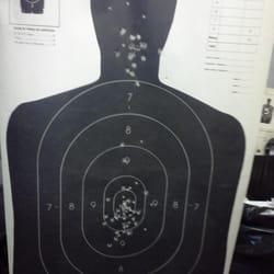 Shootist Pistol Range logo