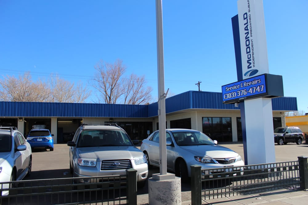 Subaru Dealers Near Me >> McDonald Independent Subaru Jeep - Car Dealers - Englewood ...