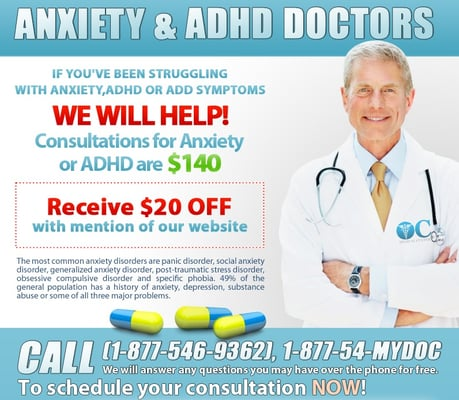Add adults doctors michigan